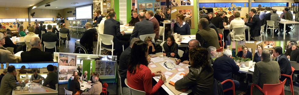 Bijeenkomst initiatiefnemers Hoeksche waard